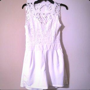 Pants - Lace Romper🔥